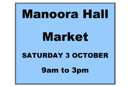 Manoora Hall Market 2020