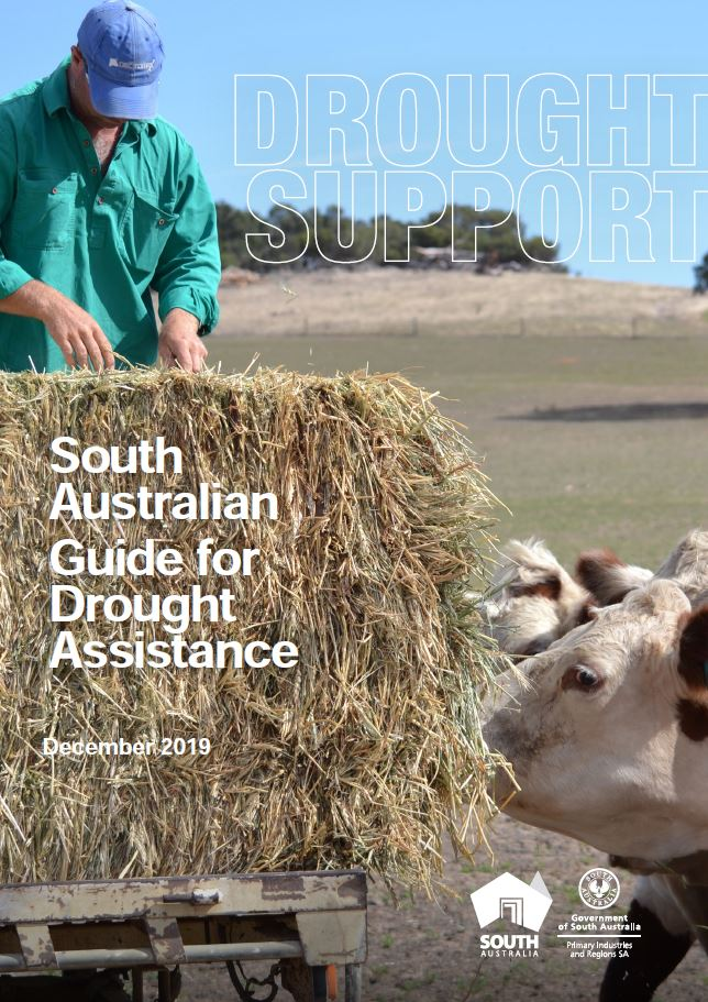 SA Guide for Drough Assistance Cover
