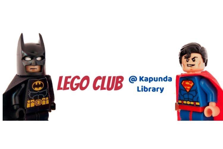 New Lego Club at Kapunda