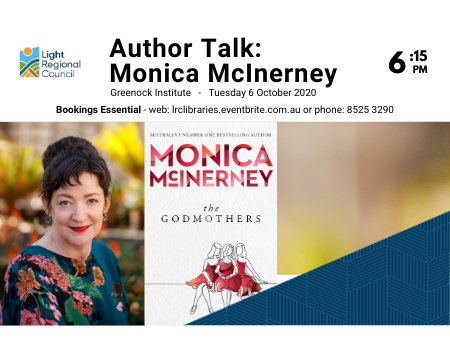 Meet the Author: Monica McInerney